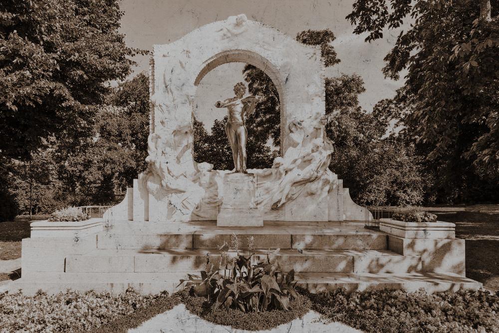 'Abdu'l-Bahá - Wiener Stadtpark